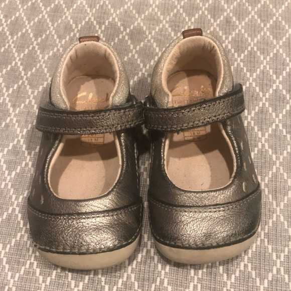 b7e99f0711f Clarks Other - Clark s first time walker shoes 🎀